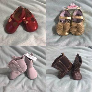 Infant Shoe Bundle